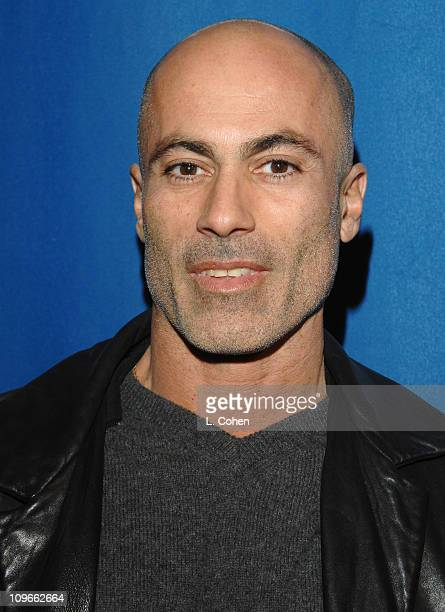 Adoni Maropis during The Fox All-Star Winter 2007 TCA Press Tour Party - Red Carpet and Inside at Villa Sorriso in Pasadena, California, United...