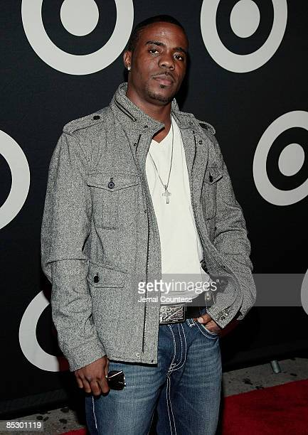 Adonis arrives at the Chris Brown Album release Party for his new Album Exclusive held at Tenjune on November 6 2007 in New York City
