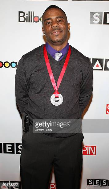 Adonis Shropshire attends the 2010 SESAC New York Music Awards at the IAC Building on May 12 2010 in New York City