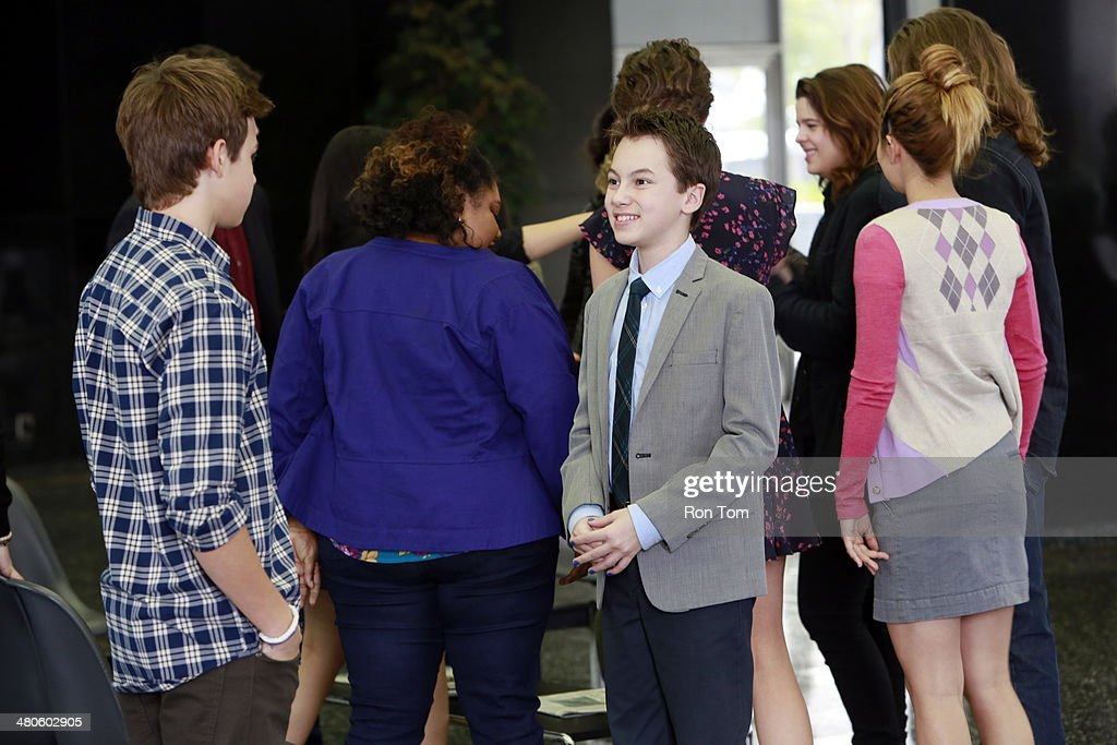 THE FOSTERS - 'Adoption Day' - Callie and Jude prepare for their adoption while recent news threatens to have devastating consequences for more than one of the Fosters in the season one finale of 'The Fosters,' airing Monday, March 24th, at 9:00 p.m. ET/PT on ABC Family.