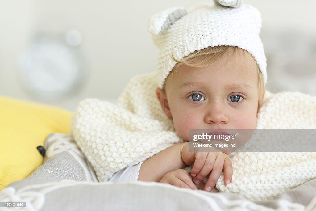 Adorable baby : Stockfoto