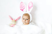 http://www.istockphoto.com/photo/adorable-cute-newborn-baby-girl-in-easter-bunny-costume-and-ears-gm917716348-252465448