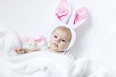 http://www.istockphoto.com/photo/adorable-cute-newborn-baby-girl-in-easter-bunny-costume-and-ears-gm933450630-255715853