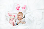 http://www.istockphoto.com/photo/adorable-cute-newborn-baby-girl-in-easter-bunny-costume-and-ears-gm933453272-255716104