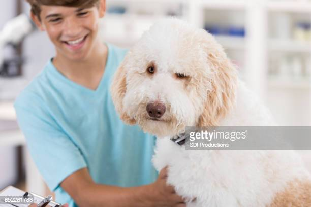 Worlds Best Teen Boy Physical Exam Stock Pictures, Photos -6970
