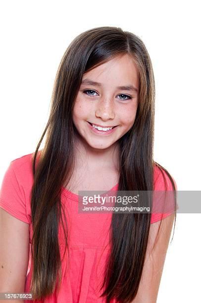 adorabile ragazza - occhi azzurri foto e immagini stock