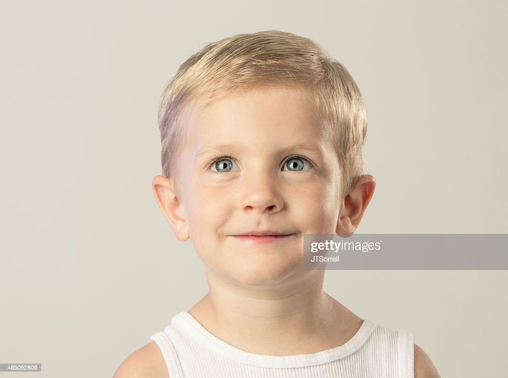 Adorable Little Face : Stock Photo