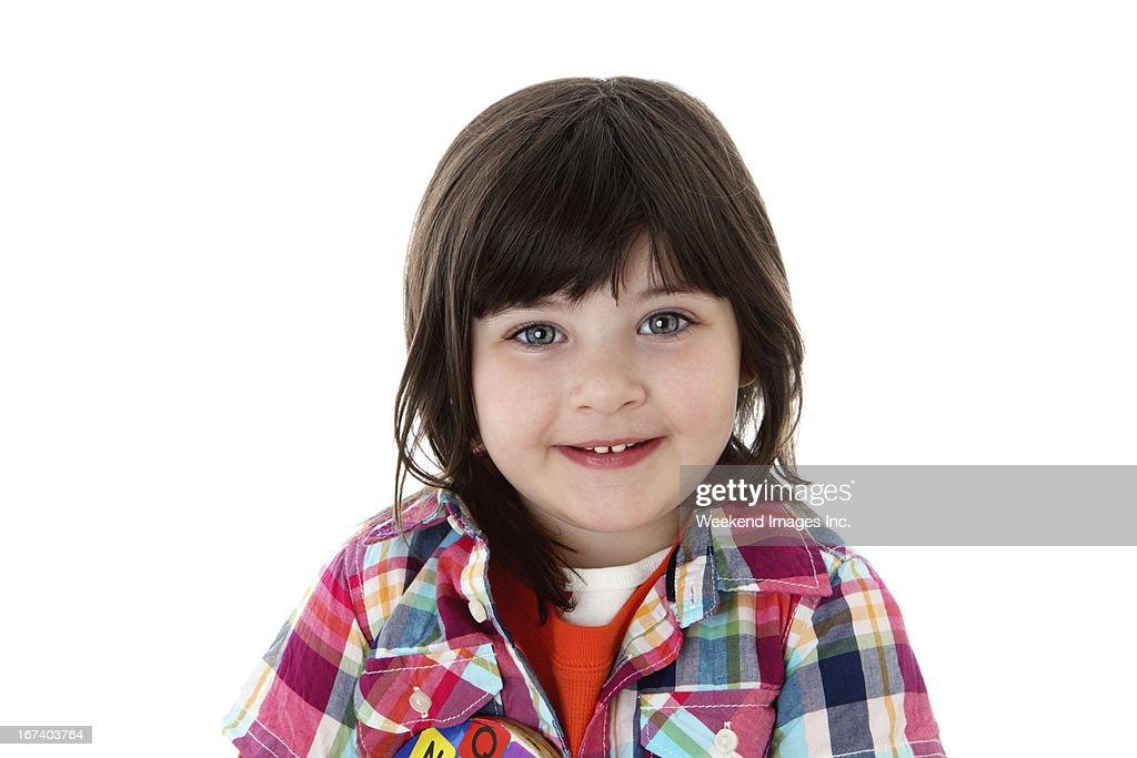 Adorable toddler : Stock Photo
