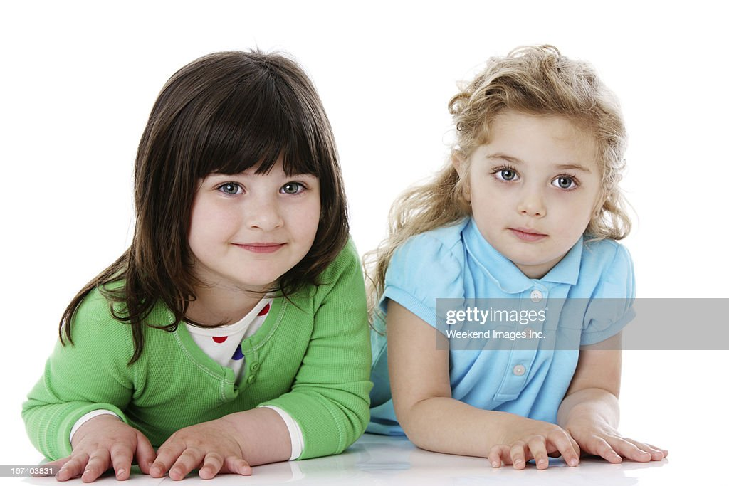 Adorable toddlers : Stock Photo
