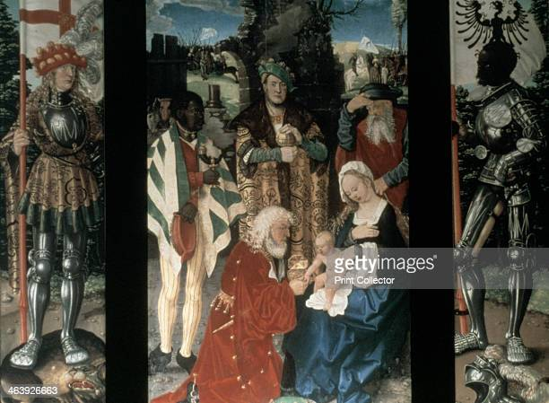 'Adoration of the Magi' 1507 From the Staatliche Museen Berlin