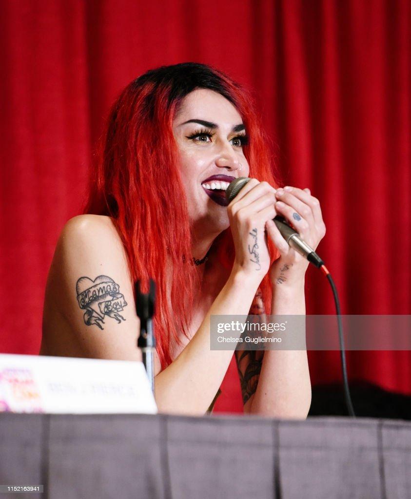 Adore Los Angeles adore delano attends rupaul's dragcon la 2019 at los angeles