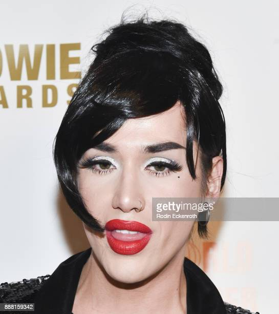 Adore Delano attends the 13th Annual WOWie Awards presented by World of Wonder Productions at The WOW Presents Space on December 7 2017 in Hollywood...