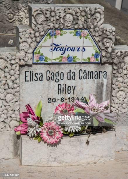Adorned Grave at Cemiterio dos Prazeres