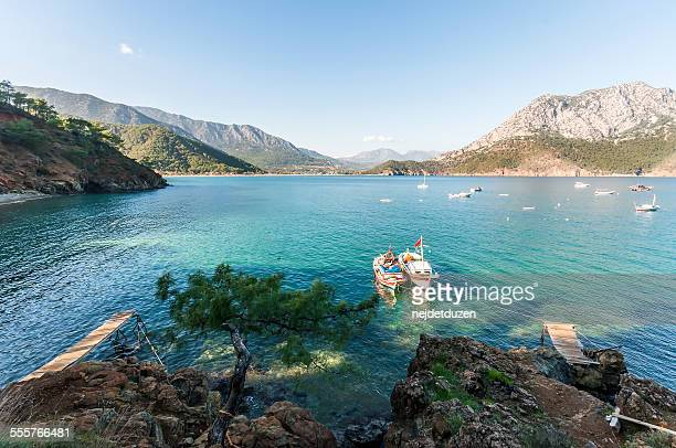 adrasan, antalya - antalya province stock pictures, royalty-free photos & images