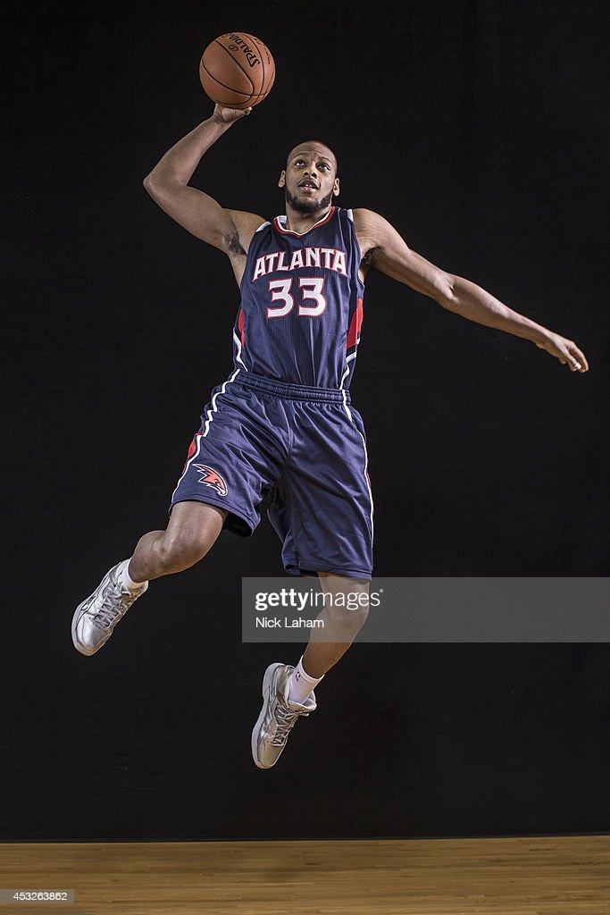2014 NBA Rookie Photo Shoot