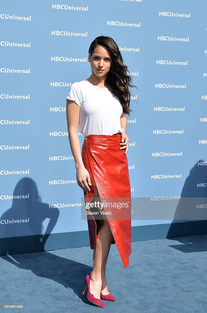 NBCUniversal 2016 Upfront Presentation : News Photo