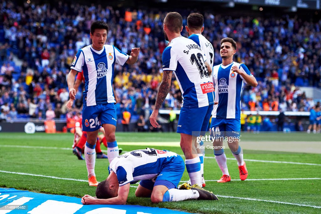 RCD Espanyol v  Club Atletico de Madrid - La Liga : News Photo