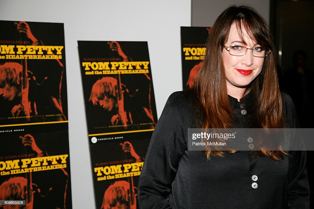 Adria Petty attends TOM PETTY and the HEARTBREAKERS Celebrate Their New Book RUNNIN' DOWN A DREAM to Benefit The Tipitina's Foundation at Milk Studios on November 14, 2007 in New York City.