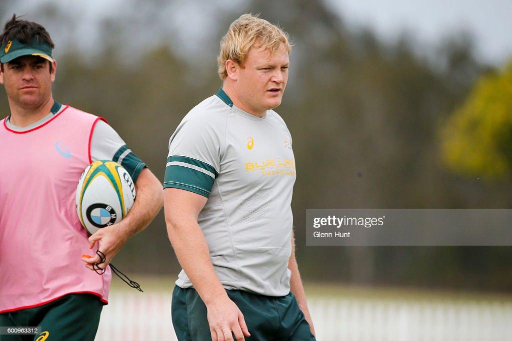 South Africa Captain's Run : News Photo