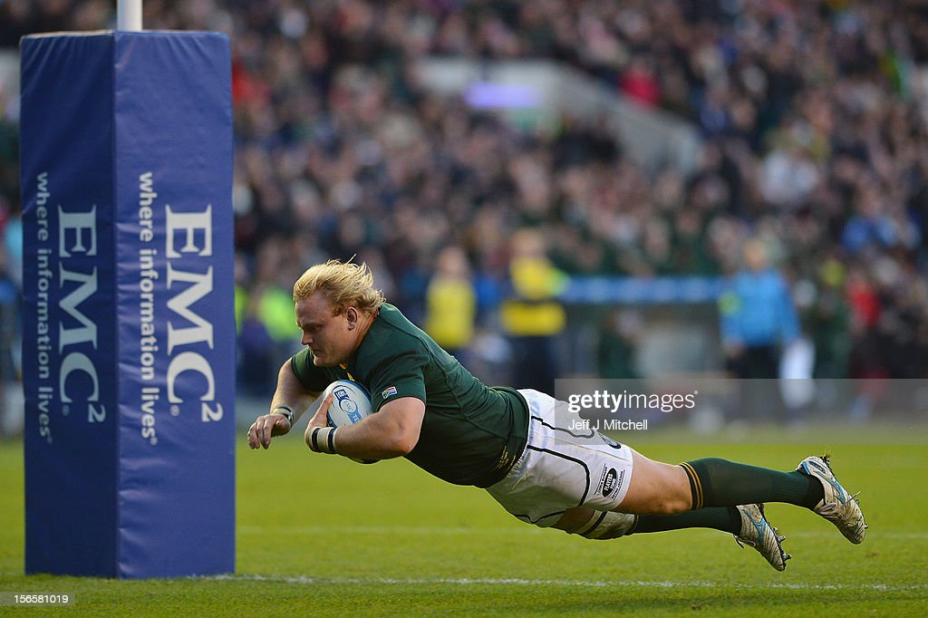 Scotland v South Africa - International Match