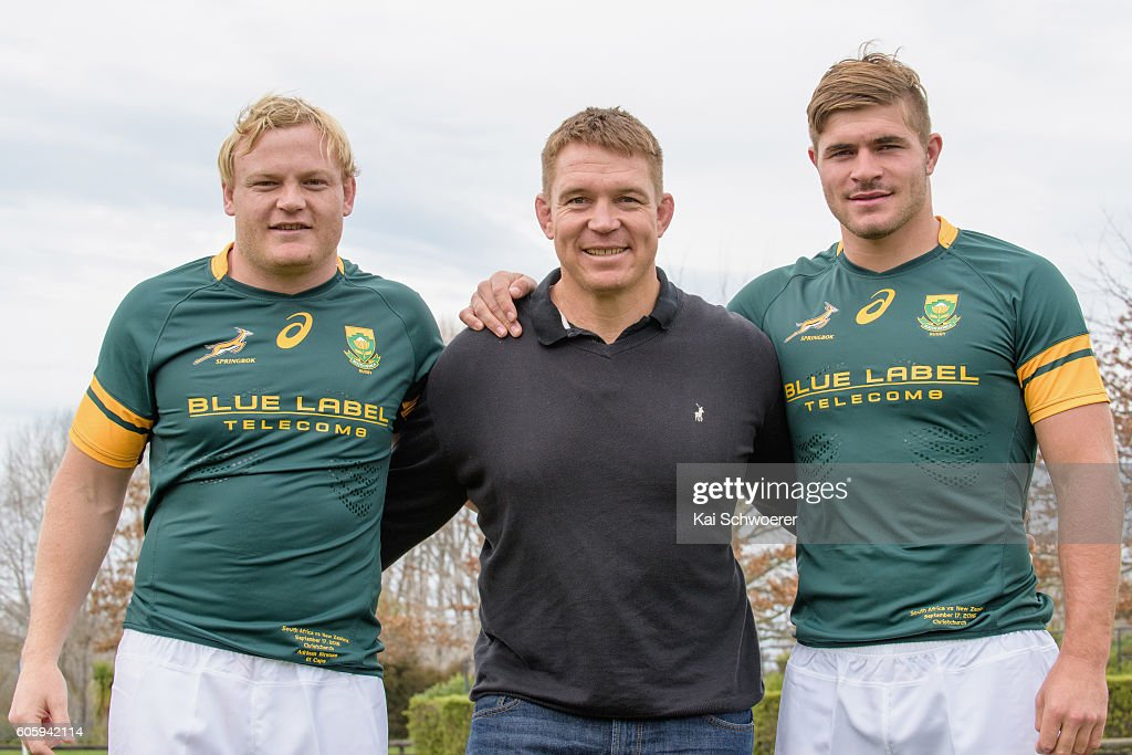 South Africa Captain's Run
