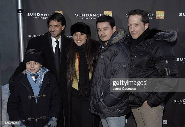 Adrian Alonso Eugenio Derbez Kate Del Castillo Jesse Garcia and Pailo Heitz