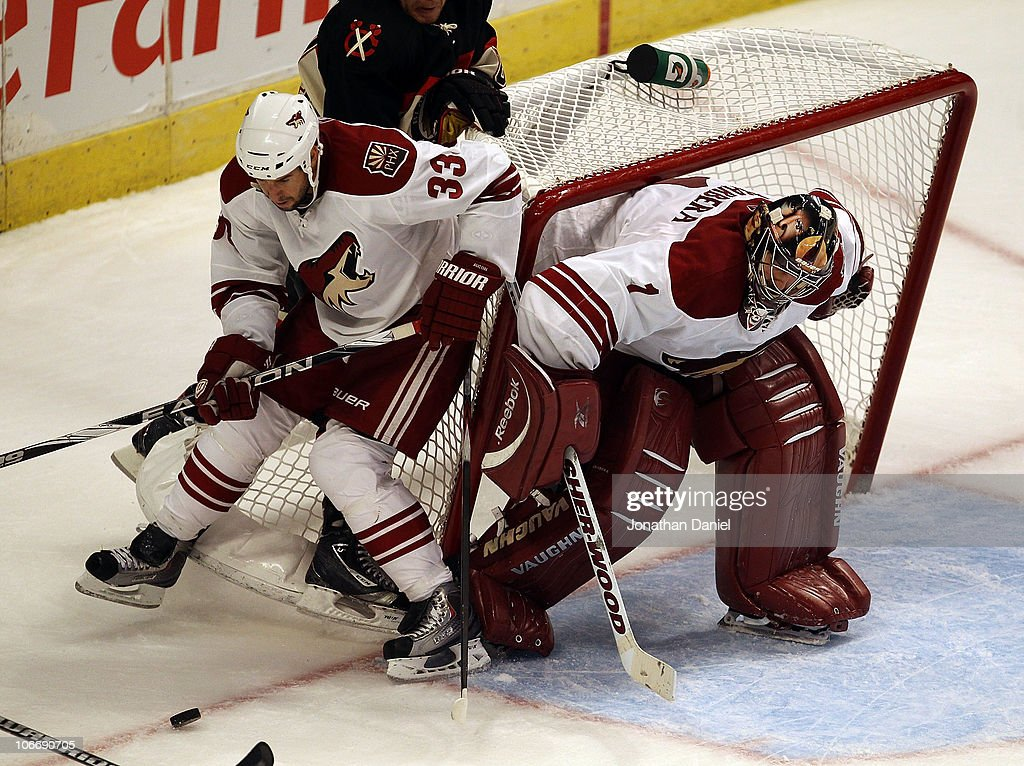 Phoenix Coyotes v Chicago Blackhawks