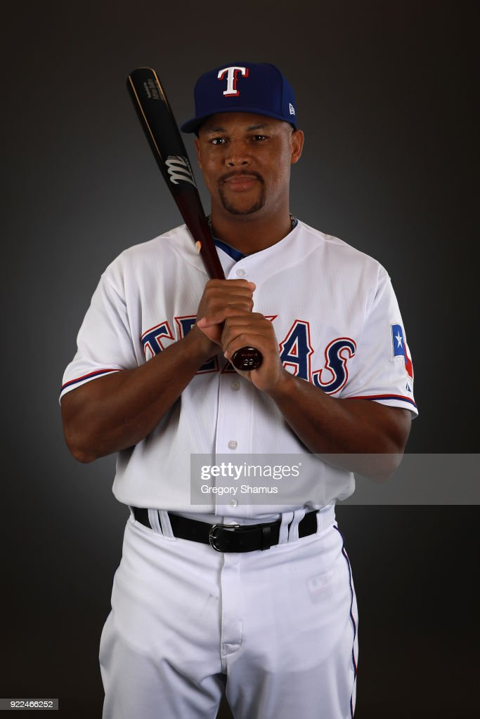 Texas Rangers Photo Day : Fotografía de noticias