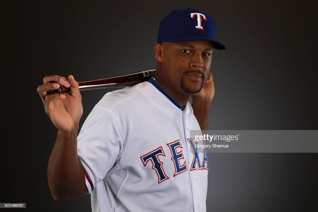 Texas Rangers Photo Day : ニュース写真