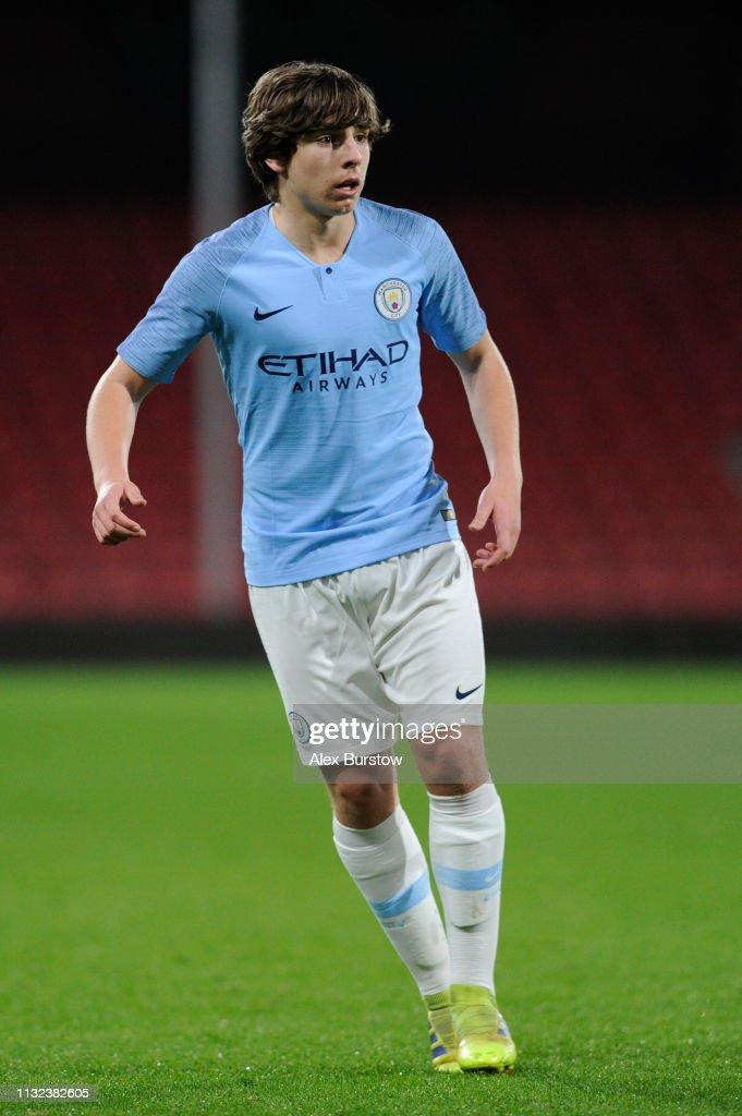 AFC Bournemouthv Manchester City - FA Youth Cup 6th Round : Fotografia de notícias