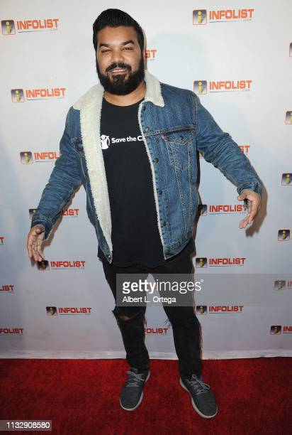 Adrian Dev arrives for PreOscar Soiree Hosted By INFOListcom and Birthday Celebration for Founder Jeff Gund held at SkyBar at the Mondrian Los...