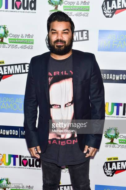 Adrian Dev at As Long As I'm Famous World Premiere on March 16 2019 in Beverly Hills California