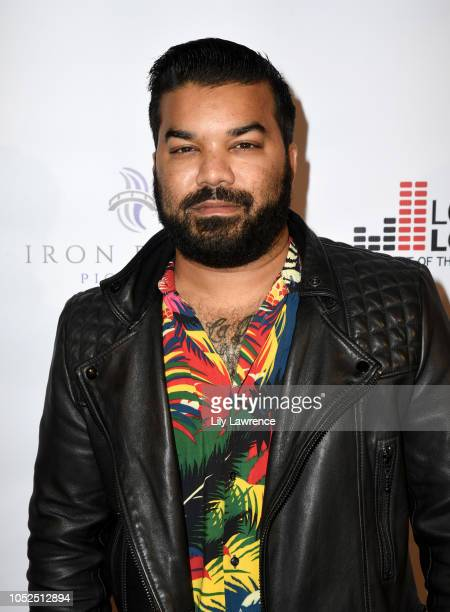 Adrian Dev attends 'Give Me Your Hand' By Shannon K Video Release Event Supporting Love Is Louder Cha on October 18 2018 in Los Angeles California