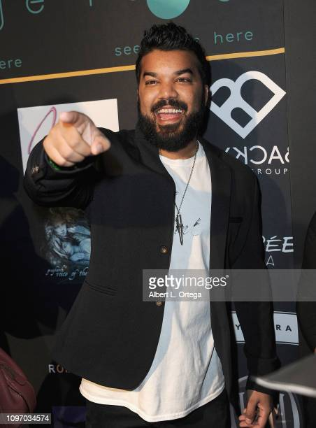 Adrian Dev attends the 5th Annual The Soiree During GRAMMY Weekend held at The Roxy Theatre on February 9 2019 in West Hollywood California