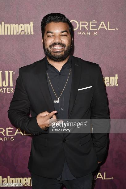 Adrian Dev attends the Entertainment Weekly PreEmmy Party 2018 at Sunset Tower Hotel on September 15 2018 in West Hollywood California