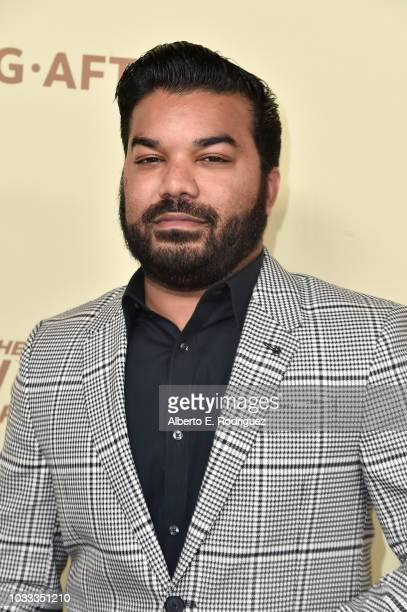 Adrian Dev attends The Hollywood Reporter and SAGAFTRA Annual Nominees Night to celebrate Emmy Award contenders at Avra Beverly Hills Estiatorio on...