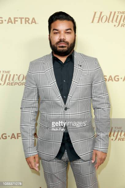 Adrian Dev attends The Hollywood Reporter SAGAFTRA 2nd annual Emmy Nominees Night presented by Douglas Elliman and Heineken at Avra Beverly Hills...
