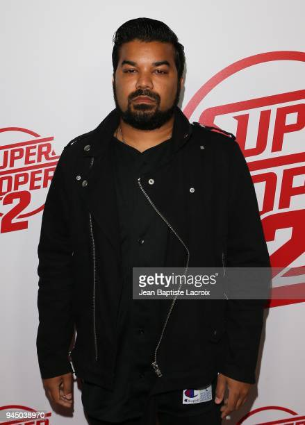 Adrian Dev attends the premiere of Fox Searchlight Pictures' 'Super Troopers 2' on April 11 2018 in Los Angeles California
