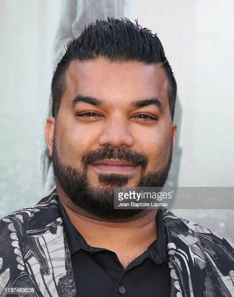 Adrian Dev attends the premiere of Warner Bros' 'The Curse Of La Llorona' at the Egyptian Theatre on April 15 2019 in Hollywood California