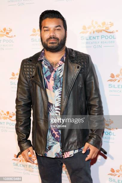 Adrian Dev attends the Silent Pool Gin Launch Party at Tom Tom on September 18 2018 in West Hollywood California