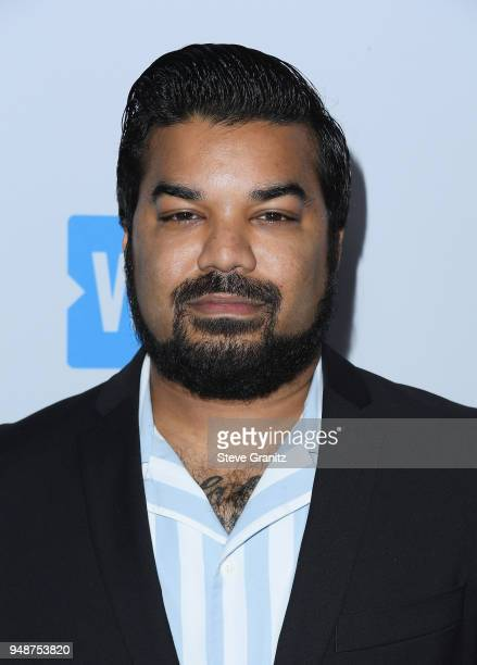 Adrian Dev attends WE Day California at The Forum on April 19 2018 in Inglewood California