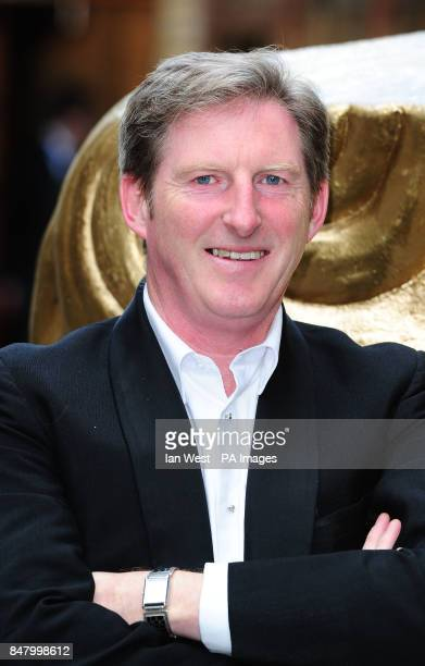 Adrian Dunbar at the British Academy Television Craft Awards held at The Brewery in London