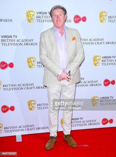 Adrian Dunbar attending the Virgin British Academy Television and Craft Nominations Party held at Mondrian London at Sea Containers London