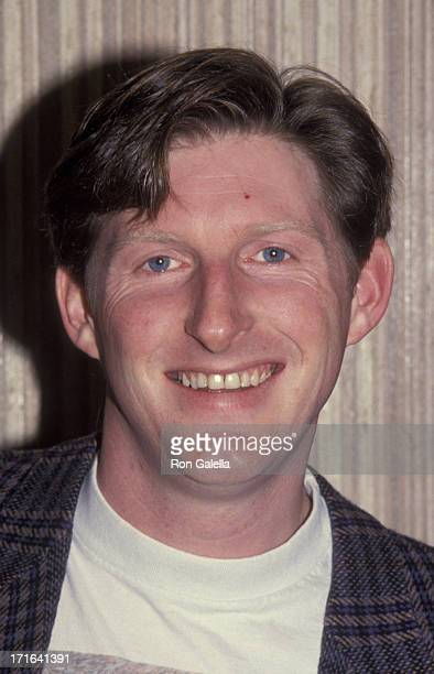 Adrian Dunbar attends 17th Annual Los Angeles Film Critics Circle Awards on January 21 1992 at the Belage Hotel in West Hollywood California