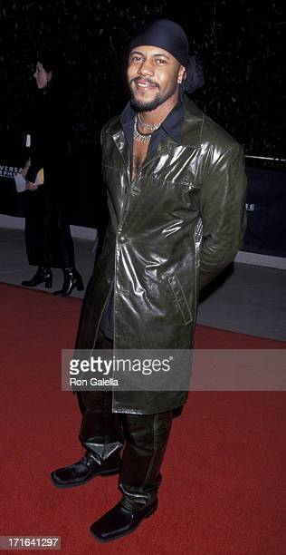Adrian Dunbar attends 32nd Annual NAACP Image Awards on March 3 2001 at the Universal Ampitheater in Universal City California