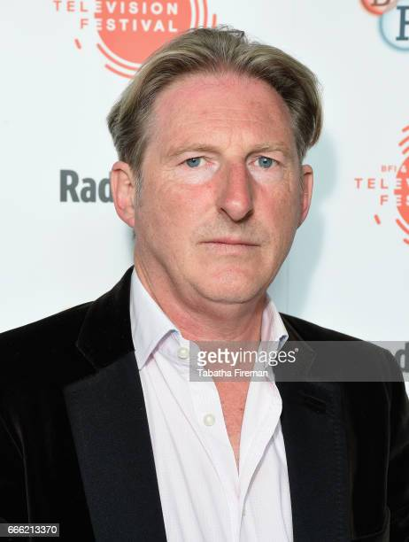 Adrian Dunbar attends the BFI Radio Times TV Festival at the BFI Southbank on April 8 2017 in London England