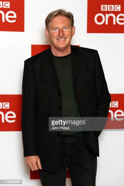 Adrian Dunbar attends the 'Line of Duty' photocall at BFI Southbank on March 18 2019 in London England