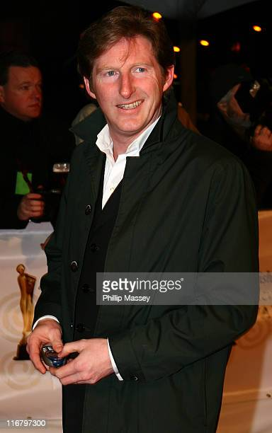 Adrian Dunbar during 2007 Irish Film and Television Awards Red Carpet Arrivals at RDS in Dublin Ireland