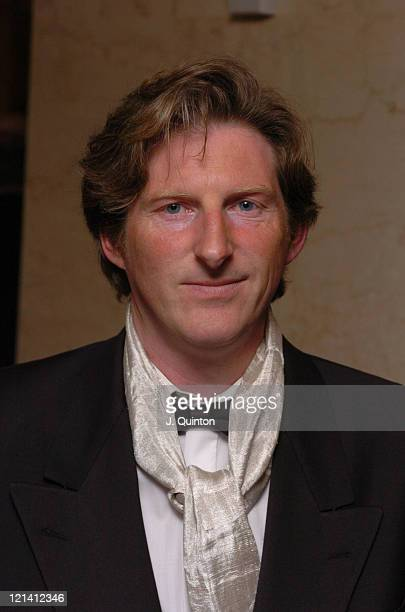 Adrian Dunbar during St Patrick's Day 2004 Private Dinner at London Hilton Hotel in London England Great Britain