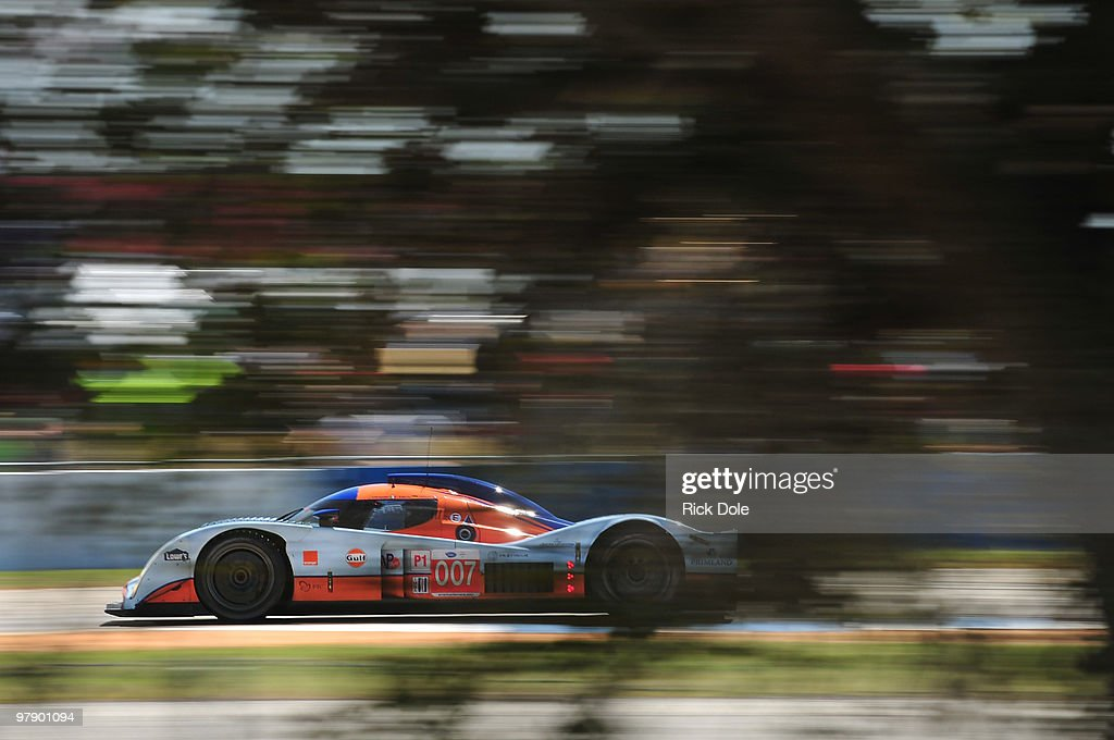 58th Annual Mobil 1 12 hours of Sebring